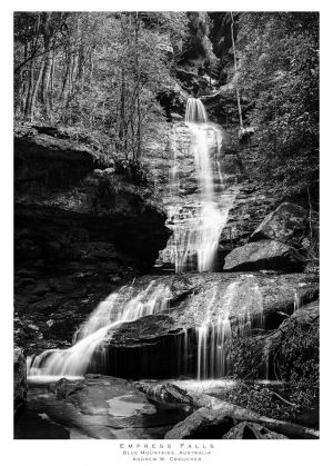 Empress Falls - Blue Mountains - Panoramic -Andrew Croucher Photography.jpg